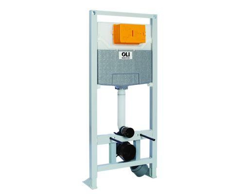 Система инсталляции для унитазов OLI 120 plus самонесущая система 099952 (механическая)