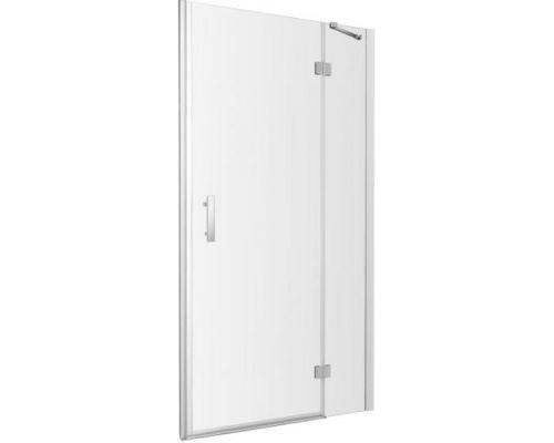 Душевая дверь Omnires Manhattan  ADP90X LUX-T 90*195, распашная