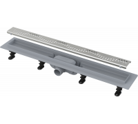 Душевой лоток AlcaPlast APZ8-Simple 650 с решеткой и опорами