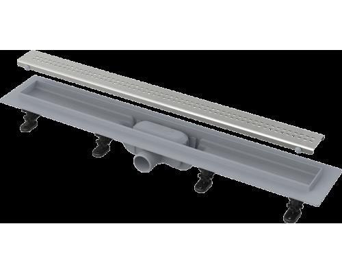 Душевой лоток AlcaPlast APZ 12 с решеткой Solid -850
