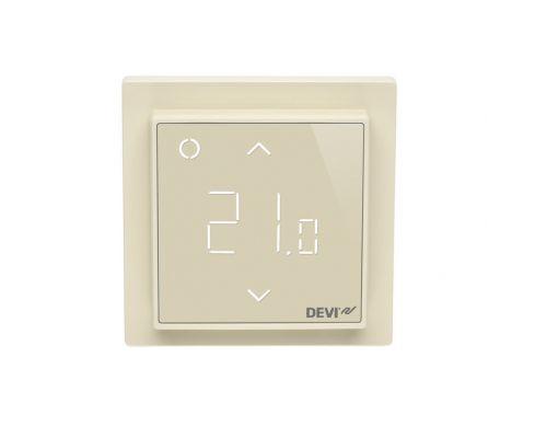 Терморегулятор DEVIreg™ Smart с Wi-Fi (бежевый)