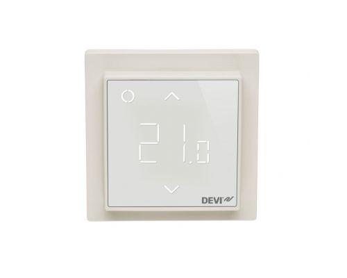 Терморегулятор DEVIreg™ Smart с Wi-Fi (белый)