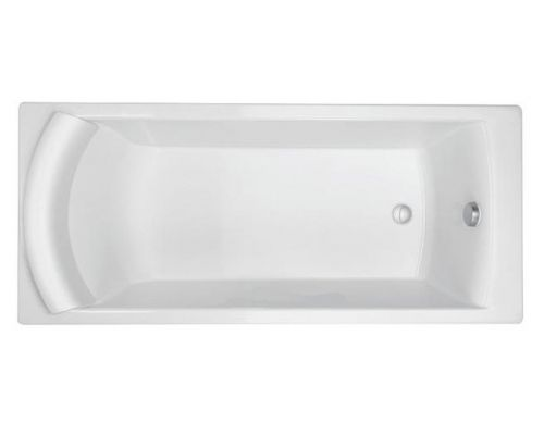 Ванна чугунная Jacob Delafon Biove 170x75 без  ручек, E2930