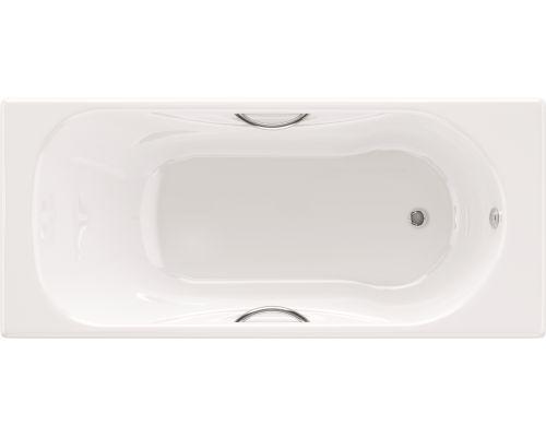Чугунная ванна BLB ASIA 170x75 (с отверстиями для ручек) F75AT2001