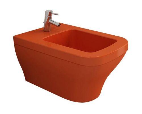 Биде подвесное Bocchi Scala Arch 1125-012-0120 оранжевое