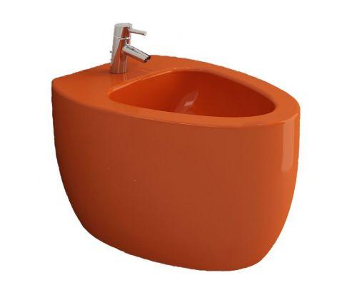 Биде подвесное Bocchi Etna 1117-012-0120 оранжевое