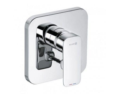 Встраиваемый смеситель для ванны и душа KLUDI PURE&STYLE 404190575