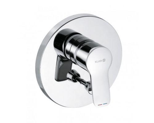 Встраиваемый смеситель для ванны и душа KLUDI PURE&EASY 374190565