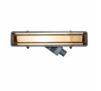 Душевой лоток Pestan Confluo Premium Line 650 Gold, 13100053