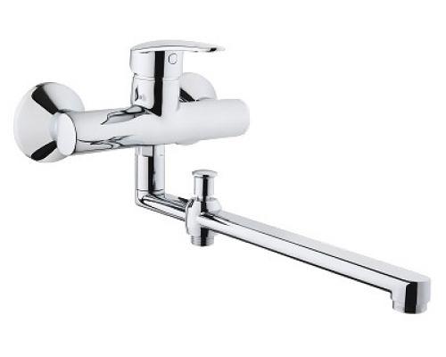 Смеситель VitrA Dynamic S A42038EXP для ванны с душем