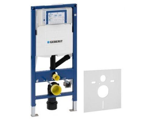 Система инсталляции для унитазов Geberit DuoFresh 111.370.00.5 с системой удаления запахов + шумоизол. в подарок
