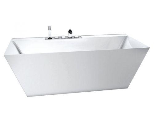 Акриловая ванна BelBagno BB19-BIA