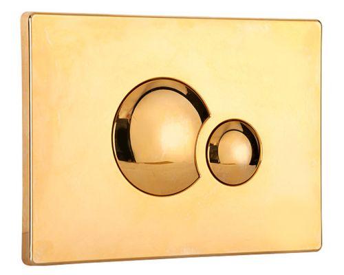 Кнопка смыва Sanit S706 16.706.88 золото