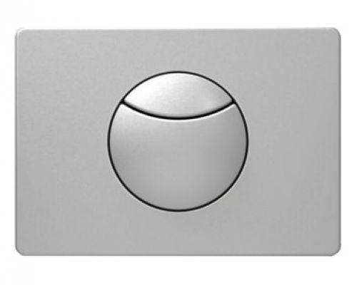 Кнопка смыва Sanit S703 16.703.93 хром матовый