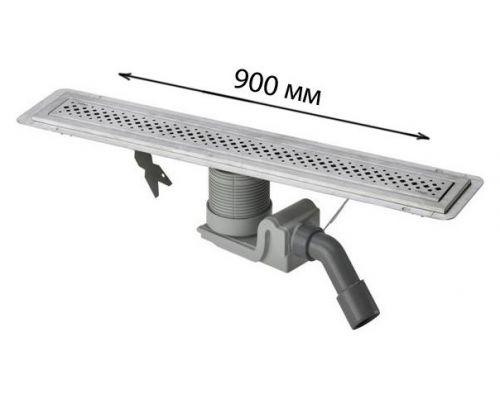 Душевой лоток Viega Advantix 619077 с решеткой