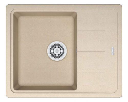 Мойка кухонная Franke Basis BFG 611C бежевый