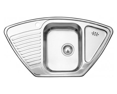 Мойка кухонная Blanco Tipo 9 E сталь