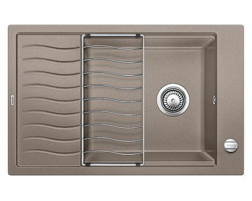 Мойка кухонная Blanco Elon XL 6 S серый беж