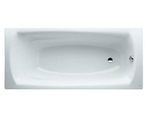 Стальная ванна Laufen Palladium 170*75 с шумоизоляцией