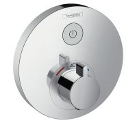 Термостат Hansgrohe ShowerSelect S 15744000 для душа