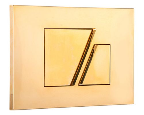 Кнопка смыва Sanit S707 16.707.88 золото
