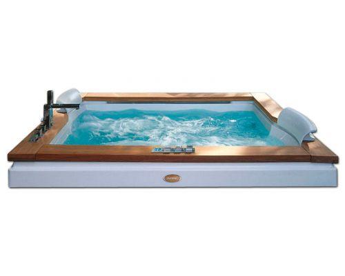 Акриловая ванна Jacuzzi Aura Plus 9F43-337A