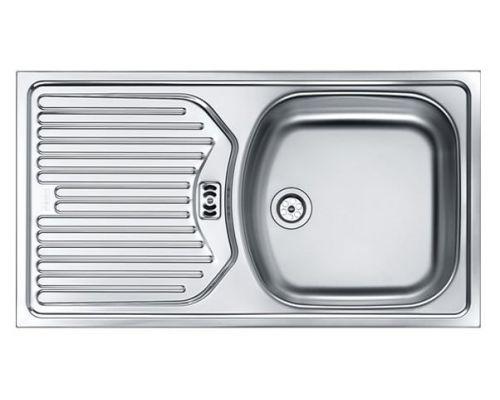 Мойка кухонная Franke Eurostar ETN 614 сталь