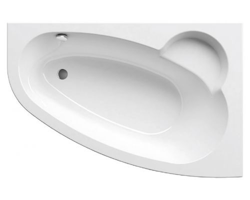 Акриловая ванна Ravak Asymmetric 150 R