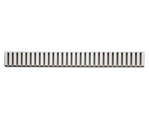 Решетка AlcaPlast Line 850L глянцевая