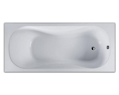 Акриловая ванна Am.Pm Bliss L 170х75 с гидромассажем EVO Plus