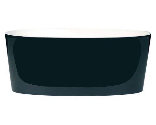 Ванна из искусственного камня Victoria+Albert Ios black