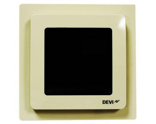 Терморегулятор Devi Touch кремовый (ivory)