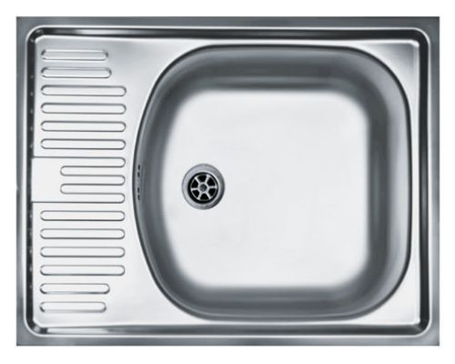 Мойка кухонная Franke Eurostar ETN 611-56 сталь