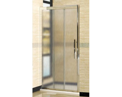 Душевая дверь в нишу RGW Classic CL-11 (860-910)x1850 стекло шиншилла