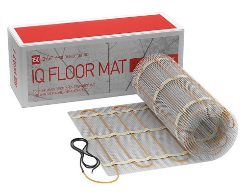 Теплый пол IQ Watt Floor mat 1,0