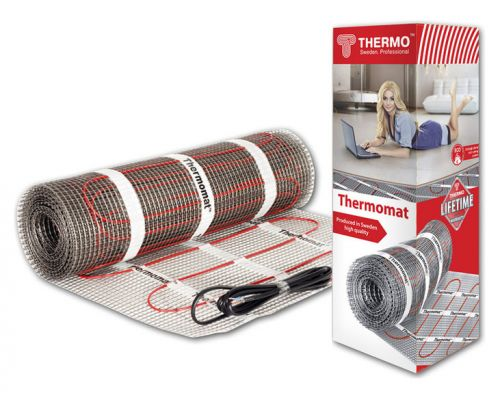 Теплый пол Thermo Thermomat TVK-130 0,6