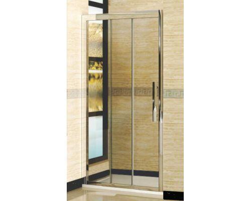 Душевая дверь в нишу RGW Classic CL-11 (860-910)x1850 стекло чистое