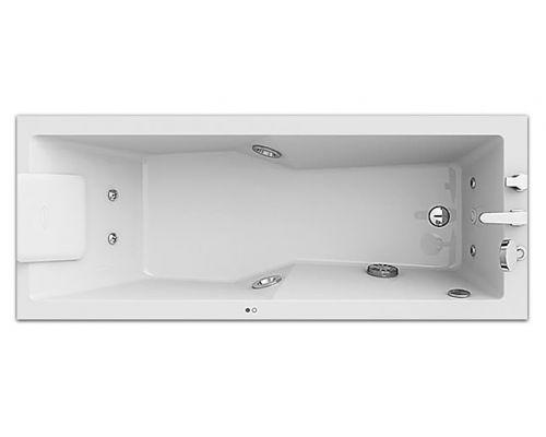 Акриловая ванна Jacuzzi Energy 170 DX (R)
