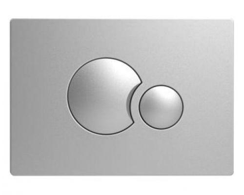 Кнопка смыва Sanit S706 16.706.93 хром матовый