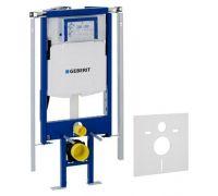 Система инсталляции для унитазов Geberit Duofix UP320 111.390.00.5 (угловой монтаж) + шумоизоляция в подарок