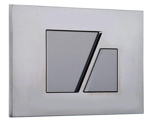 Кнопка смыва Sanit S707 16.707.81 хром