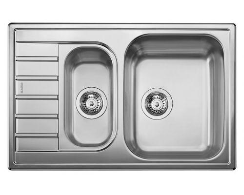 Мойка кухонная Blanco Livit 6 S Compact сталь