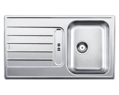 Мойка кухонная Blanco Livit 45 S сталь