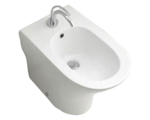 Биде напольное Kerasan Aquatech 372001