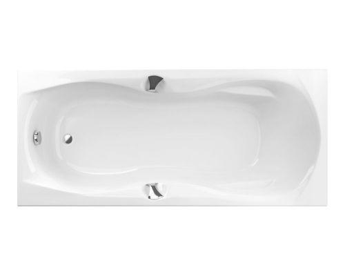 Акриловая ванна Excellent Canyon II 180*80 с ручками