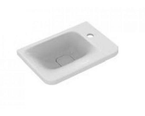 Асимметричный мебельный умывальник 46x31 см Ideal Standard TONIC II Guest K086701