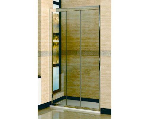Душевая дверь в нишу RGW Classic CL-11 115х185 профиль хром, стекло чистое