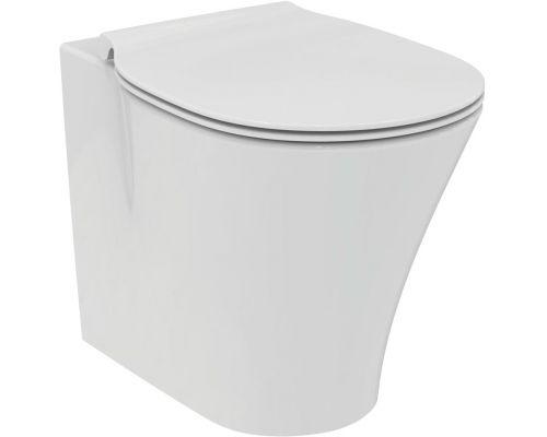 Напольный пристенный унитаз соло Ideal Standard CONNECT AIR AquaBlade® E004201