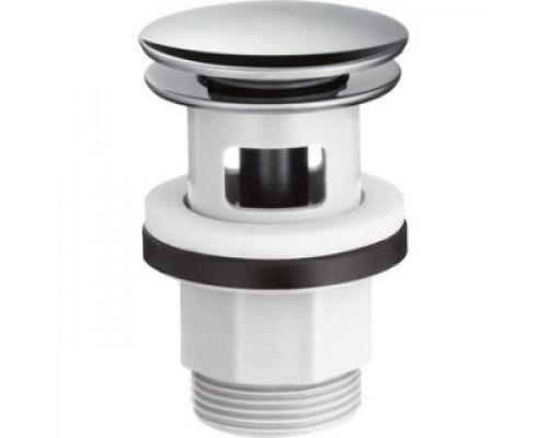 Донный клапан для раковины Hansgrohe 50105000 Push-Open