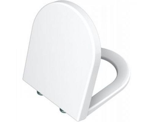 Крышка-сиденье VitrA S50 801-003-009 с микролифтом, петли хром
